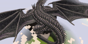 dragon dos minecraft mc edit