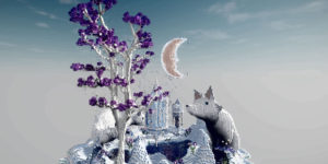 loup minecraft création world edit