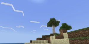 seed minecraft bedrock 1.9 ile survivant