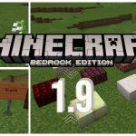 [Mise à jour] Minecraft Bedrock 1.9.0