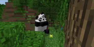 seed minecraft bedrock 1.9 jungle panda