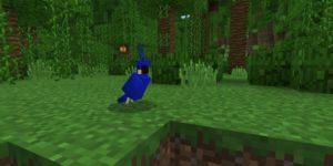 seed minecraft bedrock 1.9 perroquet