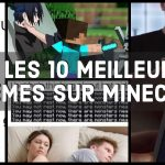 Les 10 meilleurs Memes sur Minecraft