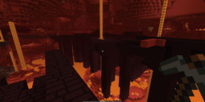 minecraft promo art pack nether