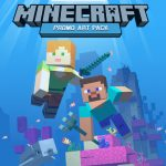 [Pack de Ressources] Minecraft Promo Art Pack