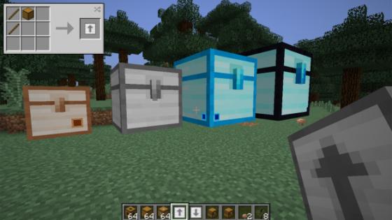 Mod Minecraft Coffre - Amélioration des coffres dans Minecraft