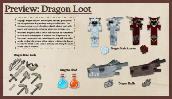 loot mod dragon