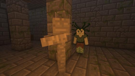 gorgone mod minecraft