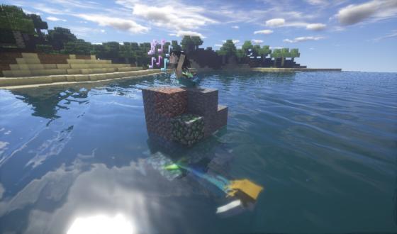 Sirène mod minecraft