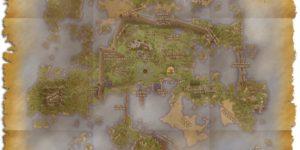 map minecraft empire du dragon carte