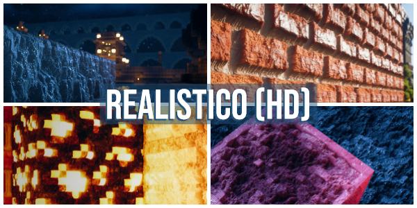 [Pack de Ressources] Realistico