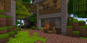pack ressources minecraft gridpixel maison