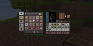 pack ressources minecraft gridpixel menu