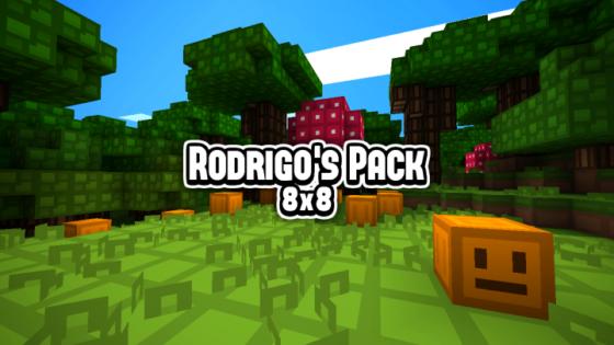 pack ressources minecraft rodrigo's pack