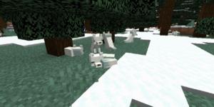 groupe renard glace minecraft 1.14