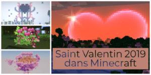 saint valentin 2019 minecraft