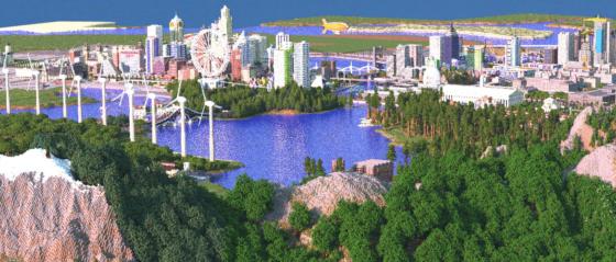 republic of nation islands vue panoramique