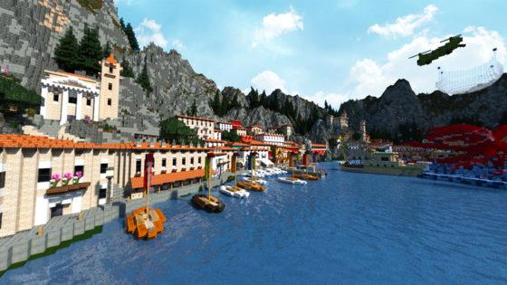 republic of nation islands bord de lac