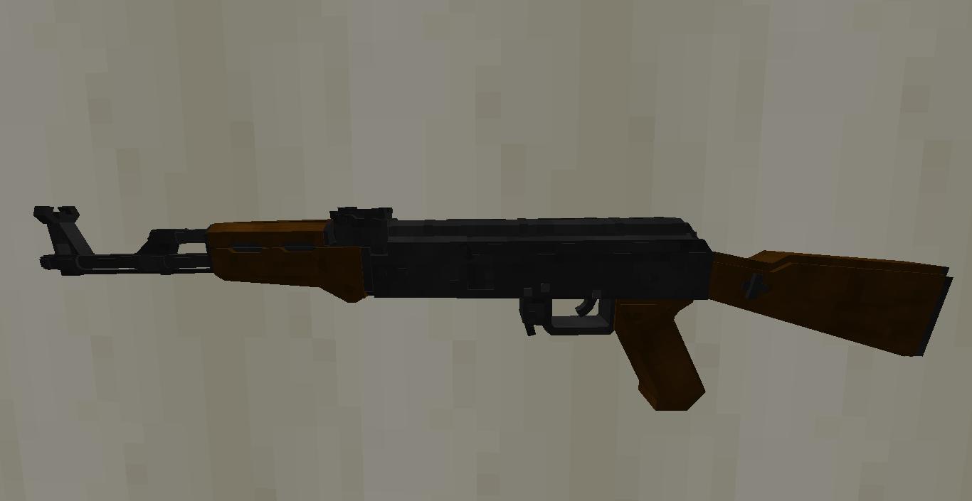 vics modern warfare ak47