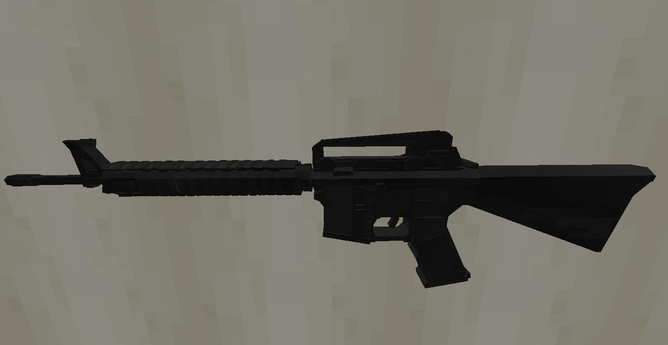 vics modern warfare m16a4