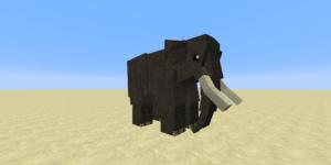 éléphant mod minecraft