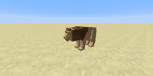 lion mod minecraft