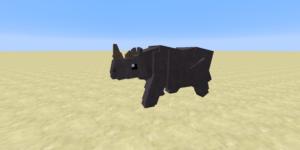 rhinoceros mod minecraft