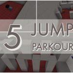 [Map] 5 Jump Parkour [1.13.2]