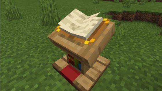 lutrin  minecraft bedrock 1.10.0