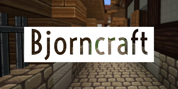 [Pack de Ressources] BjornCraft [1.12.2-1.13.2]