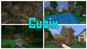 [Pack de ressources] Cubix [1.11.2 – 1.13.2]