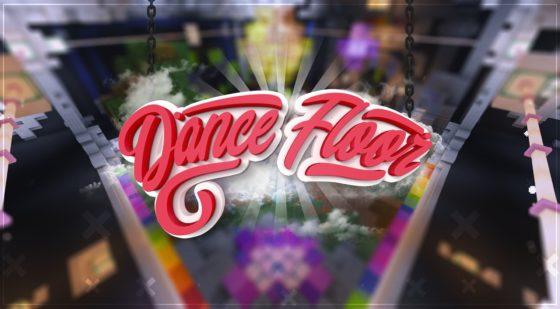 logo de la map minecraft dance floor