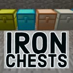[Mod] Iron Chests – 1.7.10 → 1.14.4
