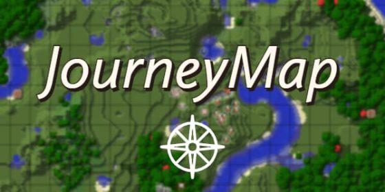 journeymap mod minecraft