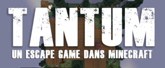 tamtum escape game minecraft