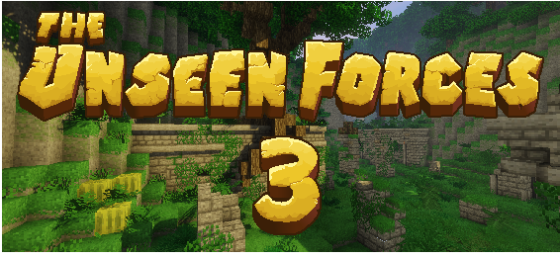 The Unseen Forces III map minecraft