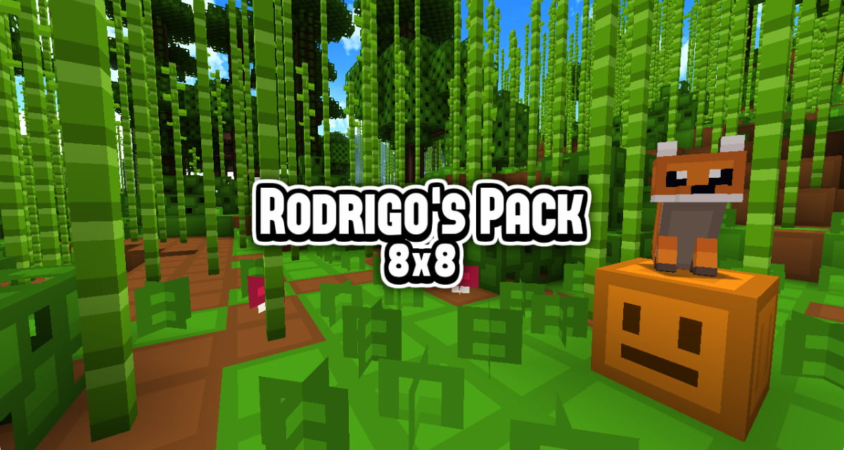 [Pack de Ressources] Rodrigo's Pack – 1.7 → 1.16