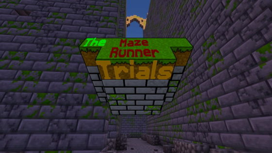 The Maze Runner Trials map minecraft