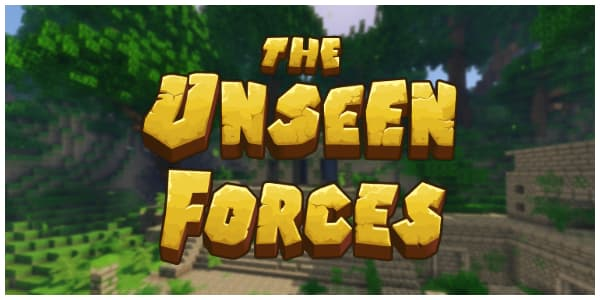 The Unseen Forces 3 – Map – 1.13.2