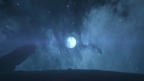pack de textures minecraft eagle nebula lune bleu