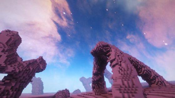 pack de textures minecraft eagle nebula roche