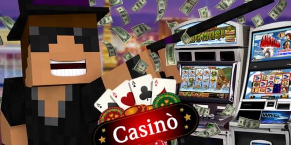 [Mod] CasinoCraft [1.12.2 – 1.13.2]
