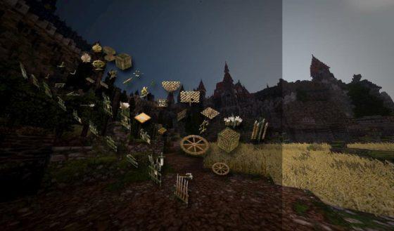 nouveaux objets items minecraft mod conquest reforged