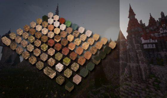 nouveaux blocs pierre conquest reforged