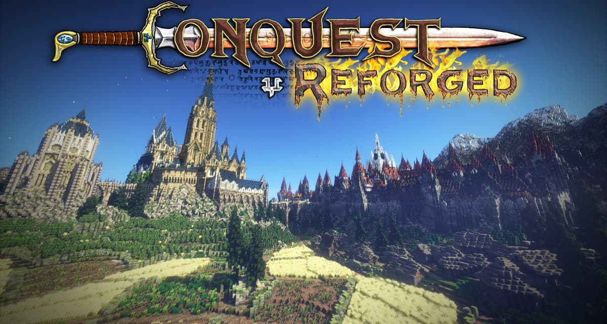 [Mod] Conquest Reforged [1.9.4 – 1.12.2]