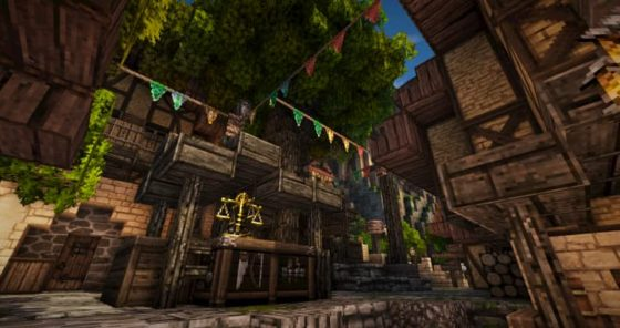 mod minecraft conquest reforged construction