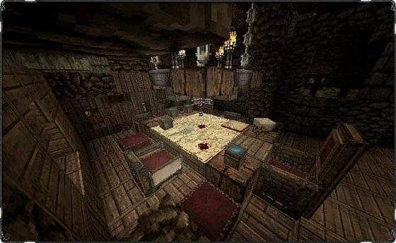 mod minecraft conquest reforged design table