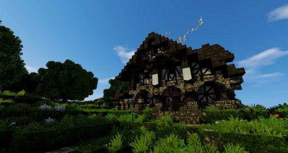 mod minecraft conquest reforged modèle 3d