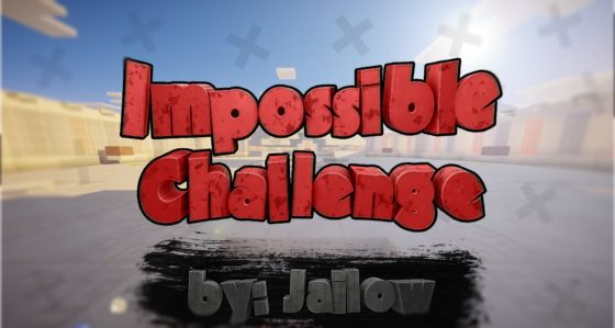impossible challenge map minecraft