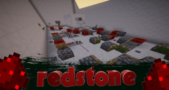 impossible challenge map minecraft redstone
